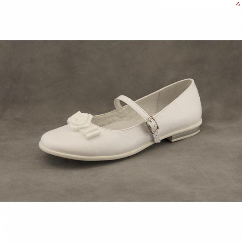 Białe baleriny Emel E 1950