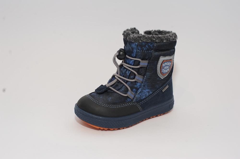 Granatowe śniegowce Primigi 65452/77