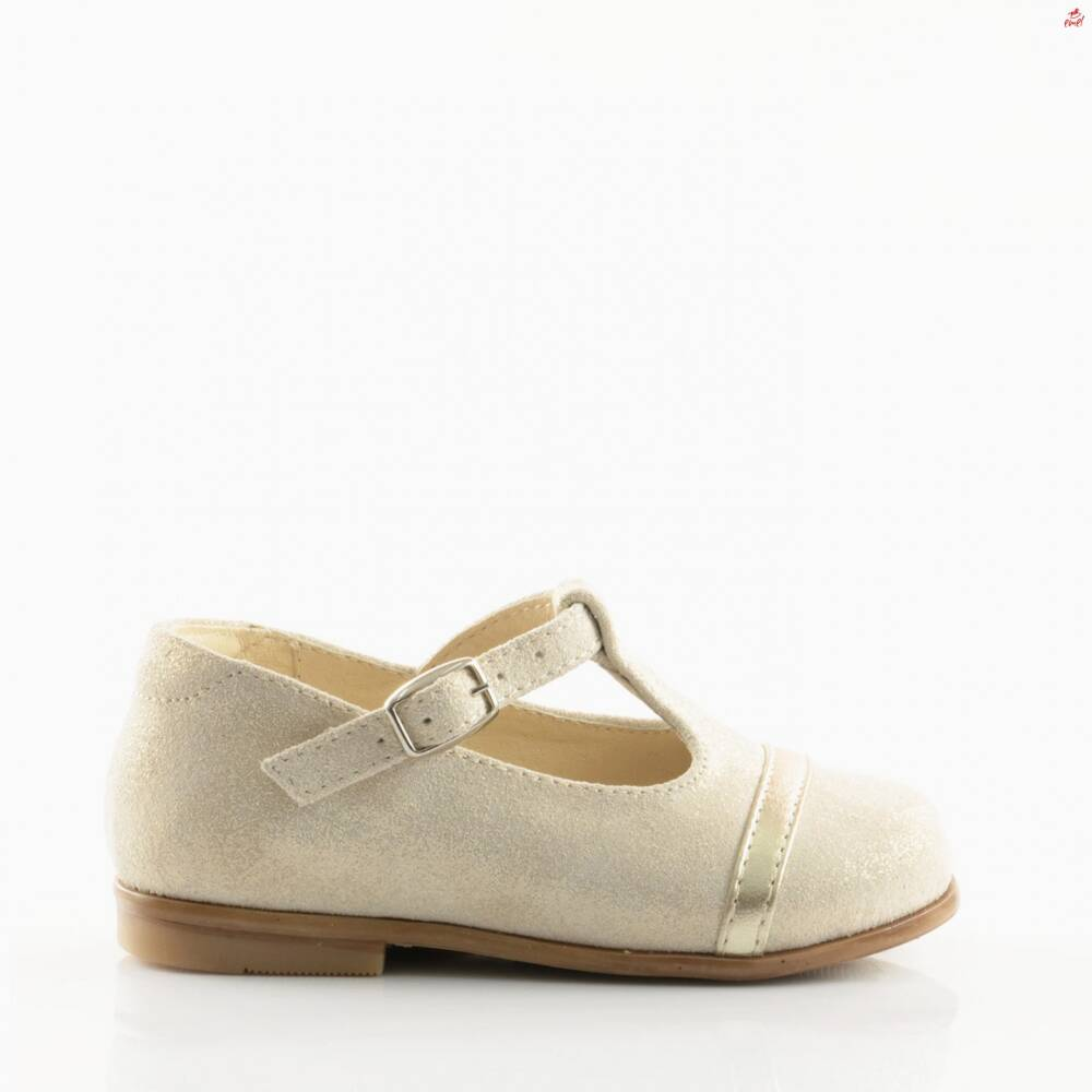 Złote baleriny Emel E 2422